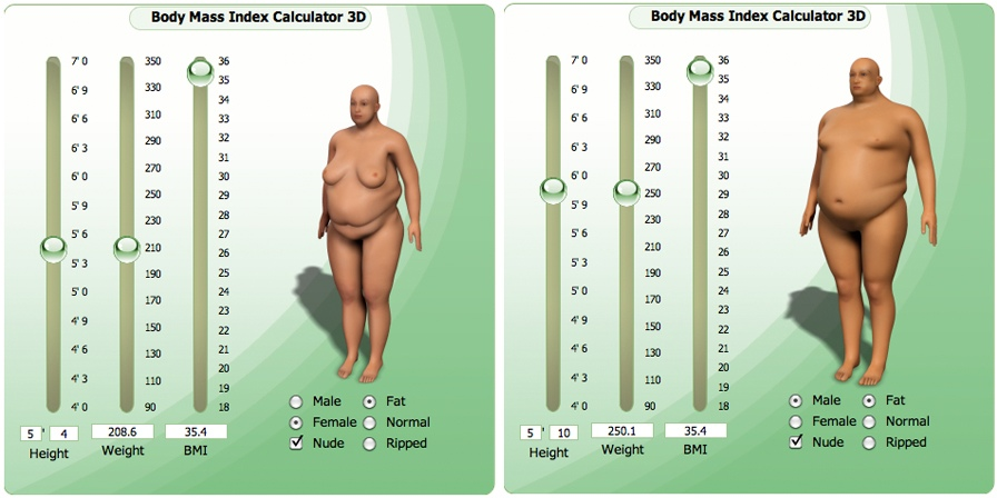Optimal bmi Optimal Weight